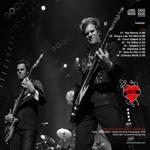Duran Duran - Dyrskuepladsen Odense 2008 (back cover)
