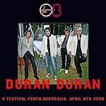 Duran Duran - V Festival Perth (cover)
