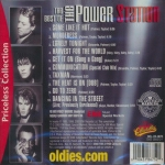 Power Station - The Best Of (back cover)
