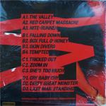 Duran Duran - Red Carpet Massacre 2LP (back cover)