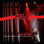 Duran Duran - General Motors Place Vancouver  (cover)