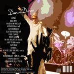Duran Duran - Fillmore 2009 (back cover)