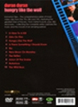 Duran Duran - Hungry Like The Wolf (back cover)