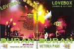 Duran Duran - Lovebox 2009 (cover)