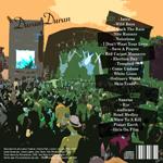 Duran Duran - Lovebox 2009 (Full Show) (back cover)