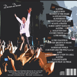 Duran Duran - Marymoor 2009 (back cover)