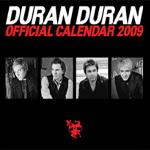 Duran Duran - Calendar 2009 (cover)