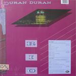 Duran Duran - Rio 2LP (back cover)