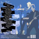Duran Duran - Russia 2009 (back cover)
