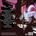 Duran Duran - Saratoga 2009 (back cover)