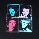 Duran Duran - Summer 2009 T-shirt (cover)