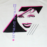 Duran Duran - Rio 2009 T-shirt (cover)