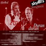 Duran Duran - SkyArts Songbook (back cover)