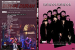 Duran Duran - US And UK Summer Tour 2009 (4) (cover)
