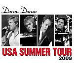Duran Duran - USA Summer Tour 2009 (cover)