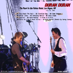 Duran Duran - The Pearl Las Vegas (back cover)