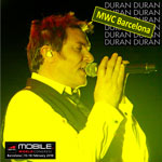 Duran Duran - Mobile World Congress (cover)