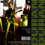 Duran Duran - Mobile World Congress (back cover)