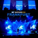Duran Duran - Sapphire Now Frankfurt (cover)