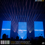 Duran Duran - Sapphire Now Frankfurt (back cover)