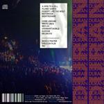 Duran Duran - Full MGM Las Vegas (back cover)