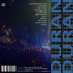 Duran Duran - MGM Las Vegas (back cover)