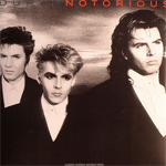 Duran Duran - Notorious 2LP (cover)