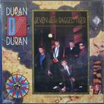 Duran Duran - Seven And The Ragged Tiger 2LP (cover)