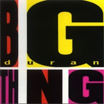 Duran Duran - Big Thing 2LP (cover)