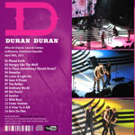 Duran Duran - Altos De Chavon (back cover)