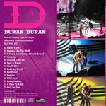 Duran Duran - Altos De Chavon (back cover)