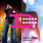 Duran Duran - Center Stage Atlanta (cover)