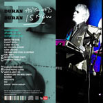 Duran Duran - All You Need Is Atlanta (back cover)