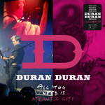 Duran Duran - All You Need Is Atlantic City (cover)