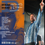 Duran Duran - All You Need Is St.Augustine (back cover)