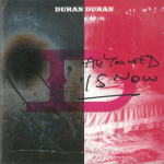 Duran Duran - All You Need Is Now (cover)