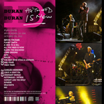 Duran Duran - All You Need Is Baton Rouge (back cover)