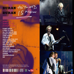 Duran Duran - All You Need Is Bayfest (back cover)