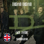 Duran Duran - Girl Panic In Birmingham (cover)