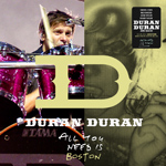 Duran Duran - All You Need Is Boston (cover)