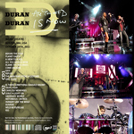 Duran Duran - All You Need Is Boston (back cover)