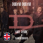 Duran Duran - Girl Panic In Bournemouth (cover)