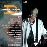 Duran Duran - Bournemouth Old Firestation (back cover)