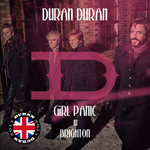 Duran Duran - Girl Panic In Brighton (cover)
