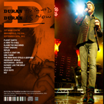 Duran Duran - All You Need Is Broomfield (back cover)