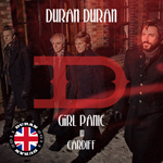 Duran Duran - Girl Panic In Cardiff (cover)