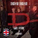 Duran Duran - Girl Panic In Cardiff (cover)