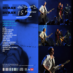 Duran Duran - All You Need Is Clearwater (back cover)