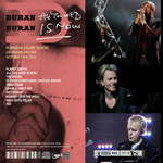 Duran Duran - All You Need Is Cleveland (back cover)