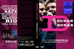 Duran Duran - Coachella Festival (cover)